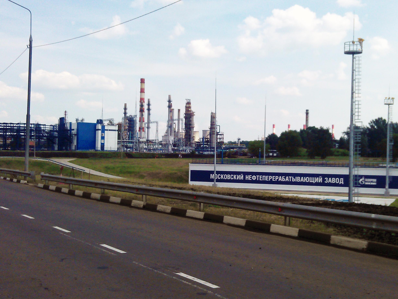 Инженерные сети для ОАО «Газпромнефть – Московский НПЗ»