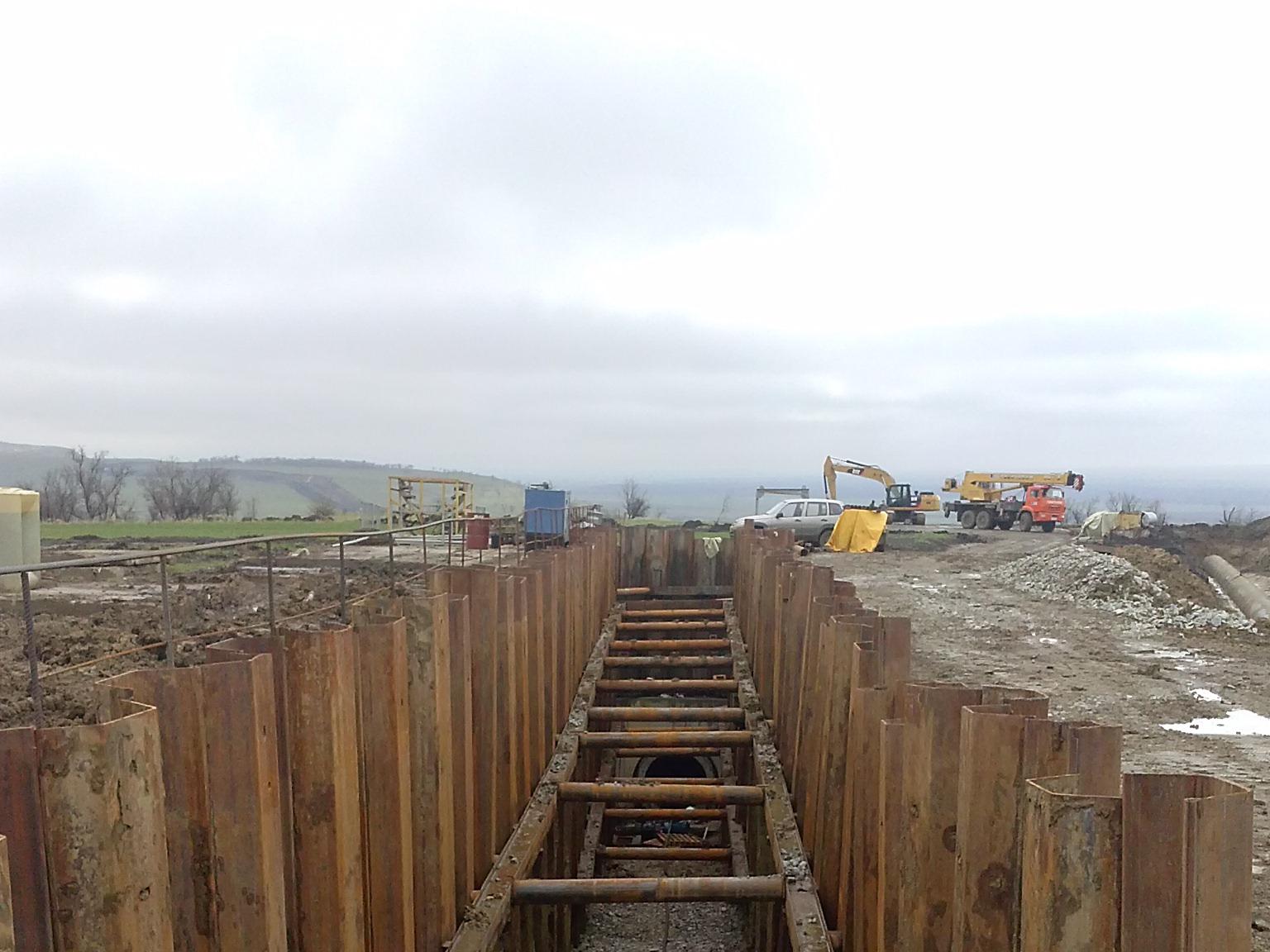 Расширение ЕГС для обеспечения подачи газа в газопровод «Южный поток» - Западный коридор