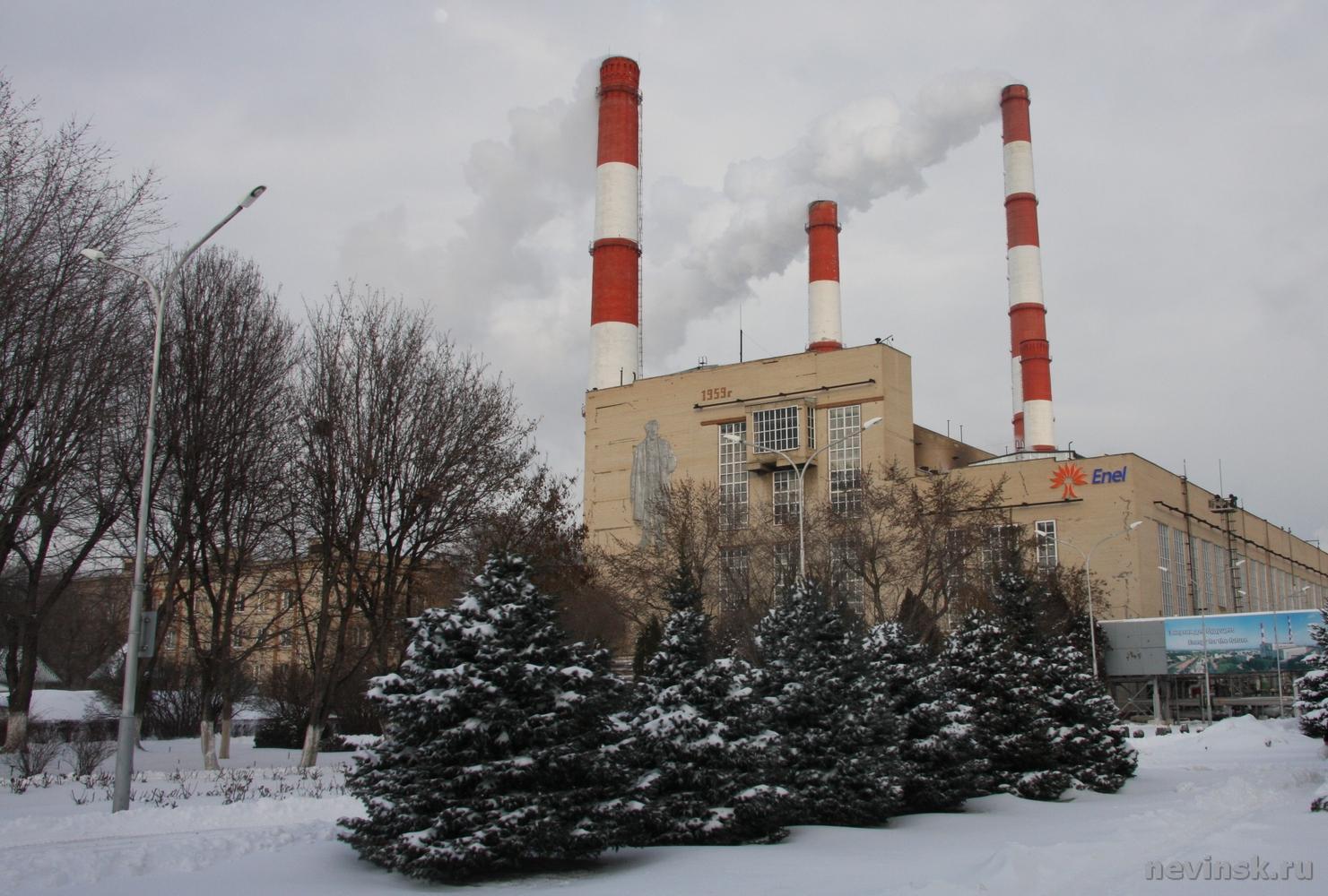 Реконструкция циркуляционных водоводов Невинномысской ГРЭС