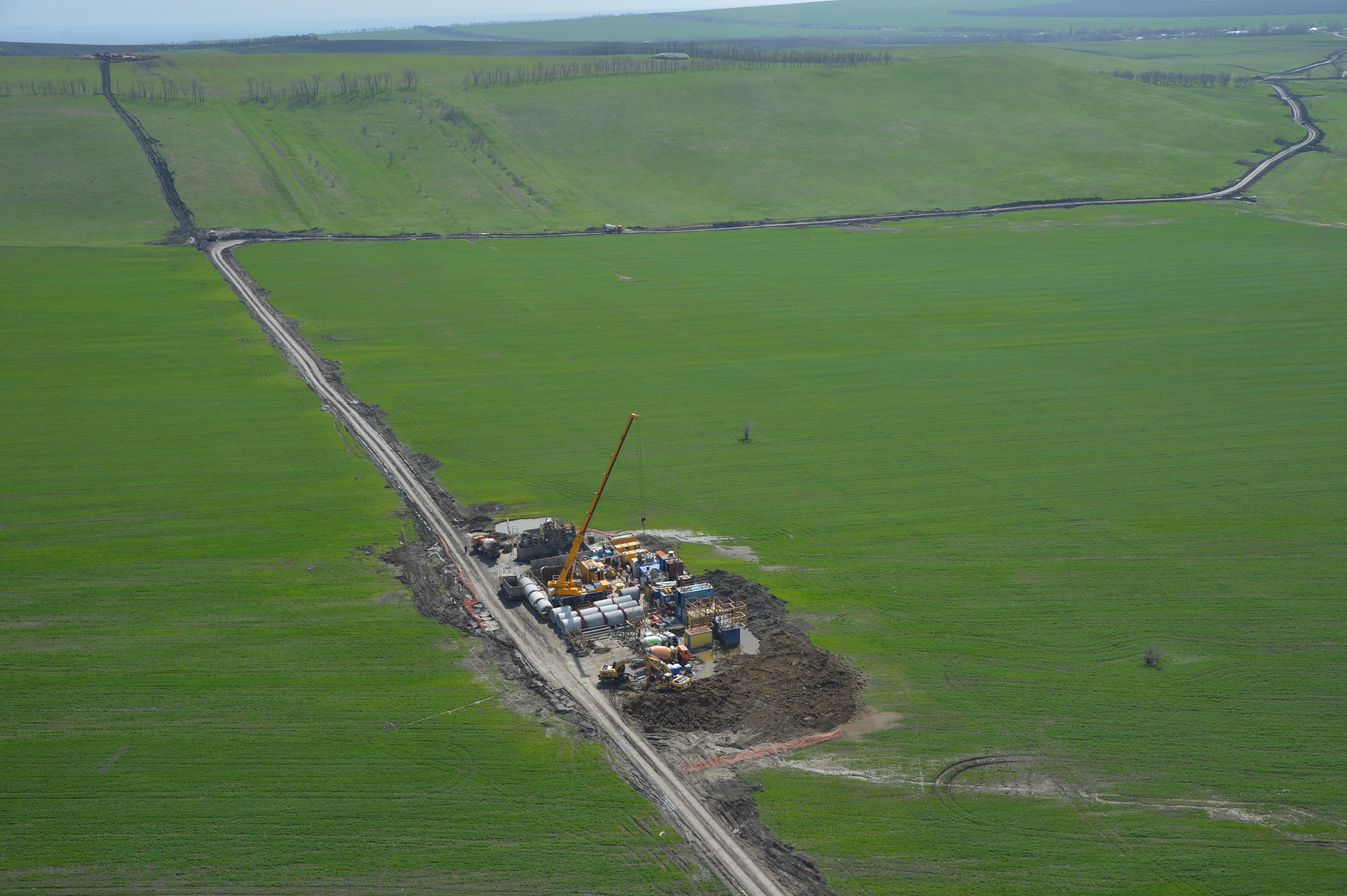 Расширение ЕГС для обеспечения подачи газа в газопровод «Южный поток» - Восточный коридор