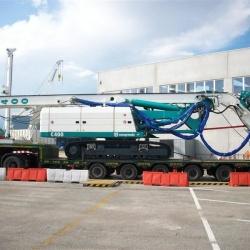 Гидравлическая самоходная буровая установка CASAGRANDE В400
