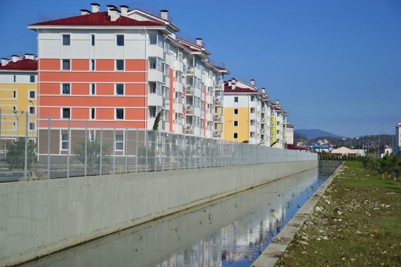 Строительство сетей для жилых домов волонтеров и сотрудников МВД