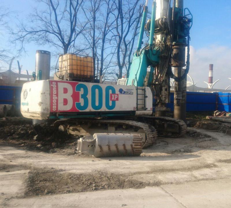 Строительство кольцующего тоннеля ТКК по ул. Бассейная
